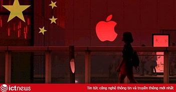 """Sau vụ CFO của Huawei bị bắt giữ, Apple có thể sẽ đối mặt với một """"cơn đau đầu"""" khác ở Trung Quốc?"""