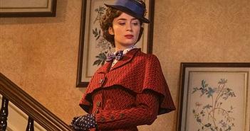Phim Giáng sinh: Mary Poppins và thời khắc trở lại hoàn hảo