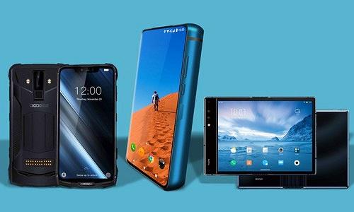 7 smartphone độc lạ nhất 2020 có thể bạn chưa biết