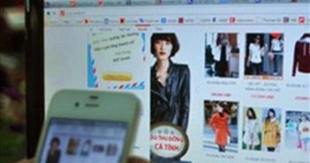 Lòng tin của người tiêu dùng là trở ngại lớn với mua sắm online