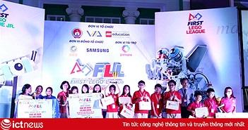 3 đội tuyển học sinh Việt Nam sẽ tham dự Cuộc thi Khoa học sáng tạo tại Mỹ
