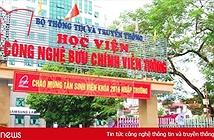 Học viện Công nghệ BCVT vươn lên thứ 12 trong bảng xếp hạng các đại học Việt Nam