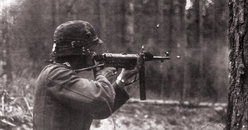 Điều chưa biết khẩu tiểu liên MP-40 lừng danh của Đức trong CTTG 2