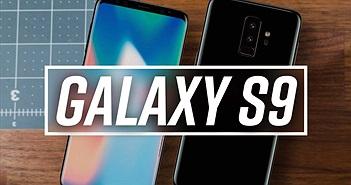 """Samsung Galaxy S9/S9+ sẽ sử dụng công nghệ """"Intelligent Scan"""" để mở khoá?"""
