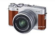 Rò rỉ hình ảnh Fujifilm X-A5 cùng lens kit Fujinon XC 15-45mm f/3.5-5.6