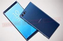 Sony Xperia XZ Pro - smartphone màn hình OLED 4K lộ ảnh phác thảo đầu tiên