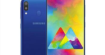 Bộ đôi smartphone Samsung Galaxy M10 và M20 chính thức ra mắt