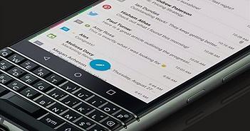 Rộ tin BlackBerry sắp ra mắt smartphone mới với bàn phím QWERTY