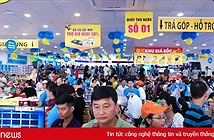 Ai cũng nói thị trường điện thoại Việt Nam bão hoà, sao chưaai chết?