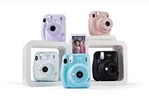 Fujifilm Instax Mini 11 ra mắt: phơi sáng tự động cho chụp đêm