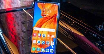 Video trên tay Huawei Mate XS