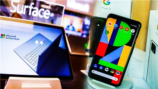 Sắp có điện thoại Google và máy tính Microsoft 'made in Viet Nam'