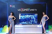 LG giới thiệu loạt TV 4K thế hệ mới tại Việt Nam