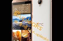 HTC One E9+ trang bị cấu hình tối tân lộ ảnh báo chí rõ nét