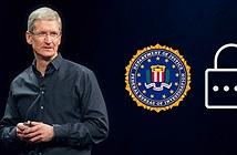 FBI đã hack được iPhone mà không làm mất dữ liệu nào, hủy mọi yêu cầu với Apple