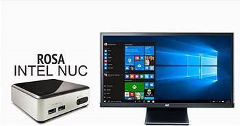 Máy tính Rosa đồng hành cùng doanh nghiệp Việt