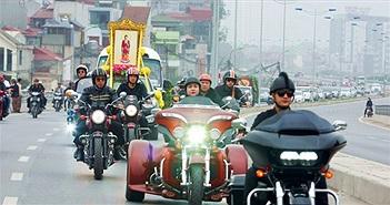 Nguyên Thứ trưởng Lê Nam Thắng làm thơ về đội chiến xa tiễn đưa Trần Lập
