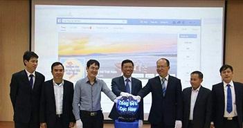 Phổ biến thông tin hàng hải qua Facebook, ứng dụng di động
