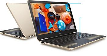 Laptop HP Pavilion 15 mới: Sạc nhanh, giá tầm trung