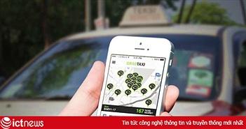 Nhiều ứng dụng gọi xe chưa chấp hành quy định về kinh doanh vận tải