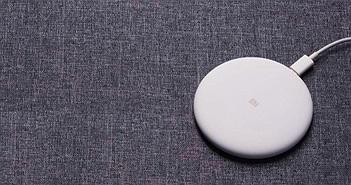 Xiaomi giới thiệu đế sạc không dây giá chỉ 350 ngàn đồng