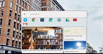 Hé lộ hệ điều hành bí mật mang tên Google Fuchsia