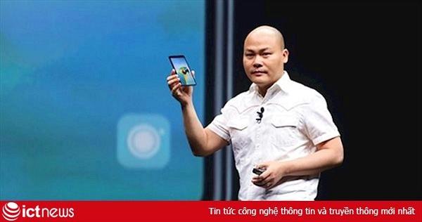 CEO BKAV Nguyễn Tử Quảng: Cảm biến vân tay dưới màn hình hiện nay chưa đủ tốt