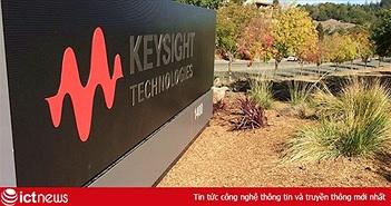 Keysight lần thứ ba liên tiếp nhận giải đột phá sáng tạo trong công nghệ di động