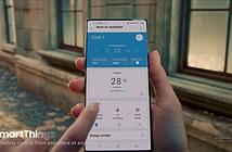 Galaxy Note 20 bị Samsung để lộ trong video TVC quảng cáo máy lạnh
