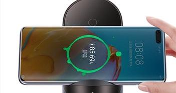 Huawei ra mắt sạc nhanh không dây SuperCharge công suất 40W
