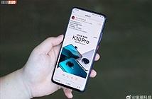 Redmi K30 Pro có thể tăng tần số quét màn hình lên đến 80Hz