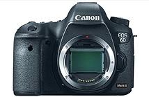 Máy ảnh DSLR Canon EOS 6D Mark II có cảm biến 28MP, ra mắt vào đầu quý I 2016 (?)