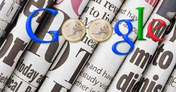 Google hỗ trợ tài chính cho các tập đoàn truyền thông châu Âu