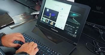 Acer ra mắt laptop gaming Predator Triton 700 mới