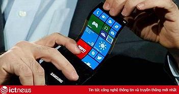 Liệu bạn sẽ mua một chiếc smartphone màn hình dẻo và có thể gập lại?