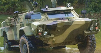 Belarus tung ra biến thể đặc biệt của BRDM-2, Việt Nam nên quan tâm?