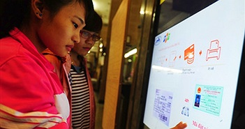 Thêm hình thức thanh toán điện tử khi mua vé tàu qua mạng
