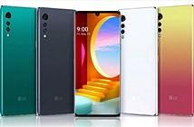 LG Velvet ra mắt: thiết kế siêu đẹp, màn hình lớn, cụm ba camera hạt mưa rơi