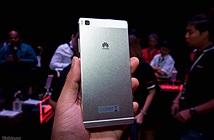 Huawei ra mắt P8, vỏ nhôm, màn hình 5,2, 8 lõi, 2 SIM, camera 13 MP nhiều chế độ chụp, giá 11 triệu