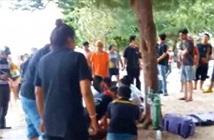 Sét đánh chết người dùng điện thoại ở bãi biển Thái Lan