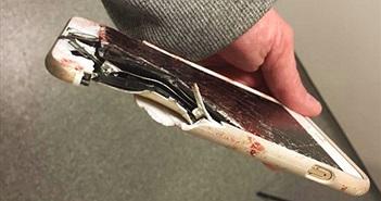 iPhone hứng bom cứu nạn nhân ở vụ khủng bố Manchester