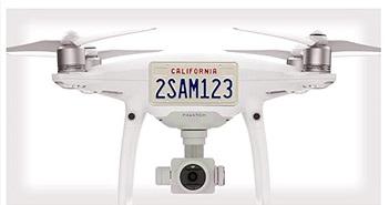 Chính phủ Mỹ sẽ ban hành luật bắt drone phải có biển số