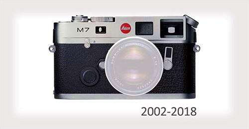 Leica ngừng sản xuất máy ảnh phim huyền thoại M7