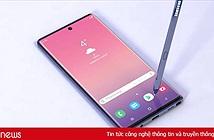 Samsung Galaxy Note 10 có thể sạc nhanh gấp 5 lần S10?