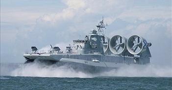 Nga tái sản xuất siêu tàu đệm khí lớp Zubr
