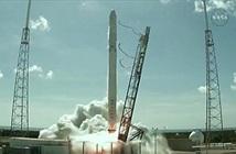 Tên lửa Falcon 9 của SpaceX bị sự cố