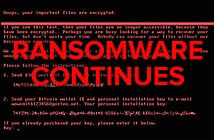 Dù trả tiền chuộc cho hacker, bạn vẫn không thể lấy lại dữ liệu của mình đâu