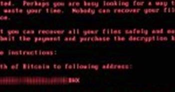 Mã độc Petya 2017 thực chất không phải là ransomware