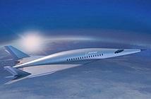 Máy bay siêu thanh của Boeing sẽ giúp giảm thời gian bay đến 95%