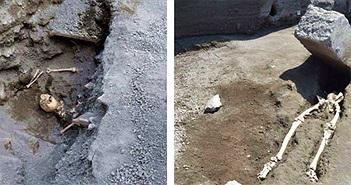Sự thật về người đàn ông bị đá nghiền trong thảm họa núi lửa